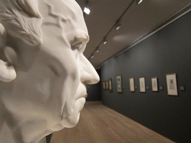 Exposición de Manuel de Madrazo
