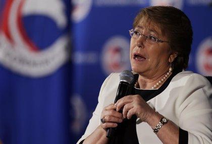 Bachelet confía en conseguir la gratuidad en las universidades chilenas para 2016