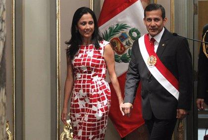 La primera dama de Perú reitera que no se presentará a la Presidencia en 2016