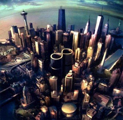 ¿Es esta la portada del nuevo disco de Foo Fighters?