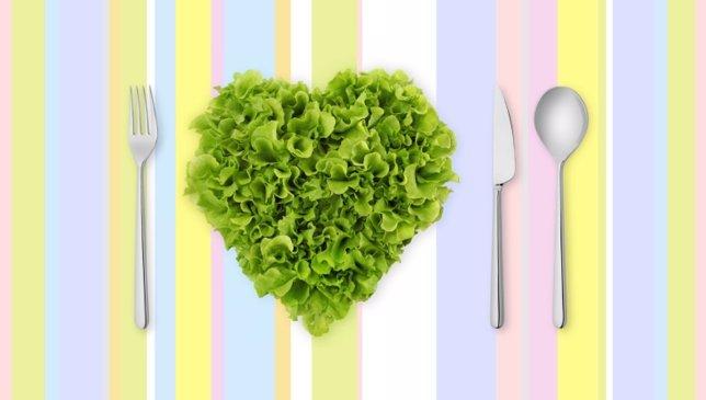 Dieta macrobiótica, vegetales, salusable