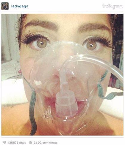 Lady Gaga, hospitalizada en Denver