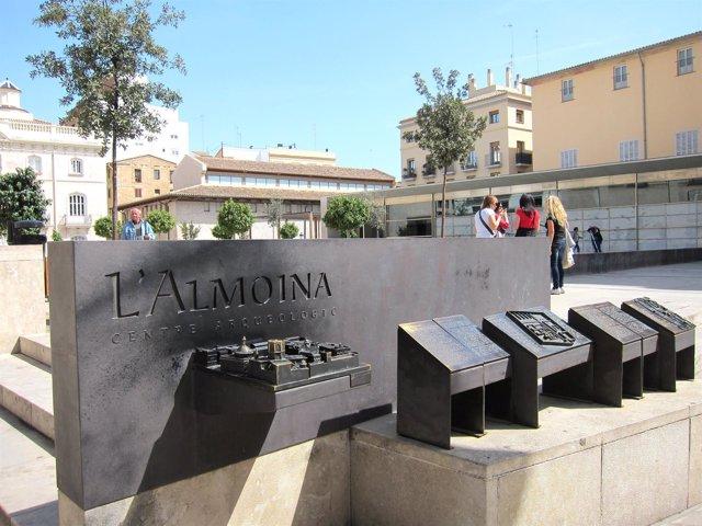 Museo de L'Almoina, en Valencia