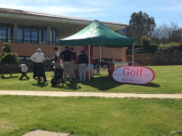 Campeonato de golf.