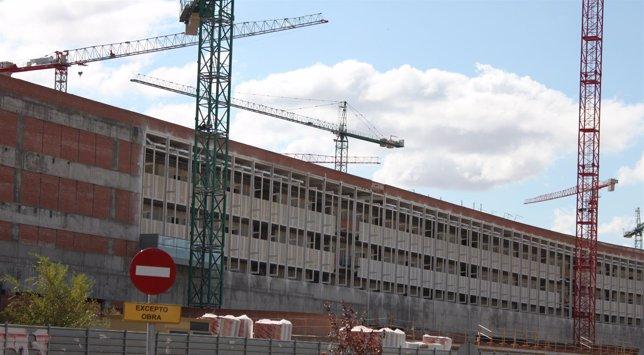 HOSPITAL EN OBRAS , TOLEDO