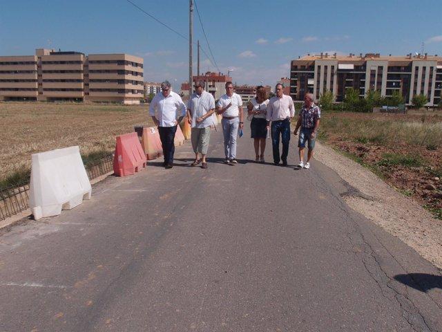 Visita Camino de San Adrián