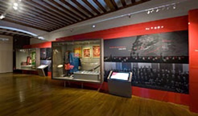 El Museo del Carlismo de Estella.