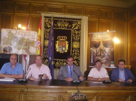 El alcalde de Valeria (Cuenca) espera que continúen los trabajos para recuperar las posibles termas del siglo I