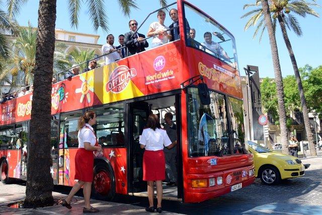 City Sightseeing tour de Jerez