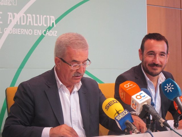 Jiménez Barrios en rueda de prensa