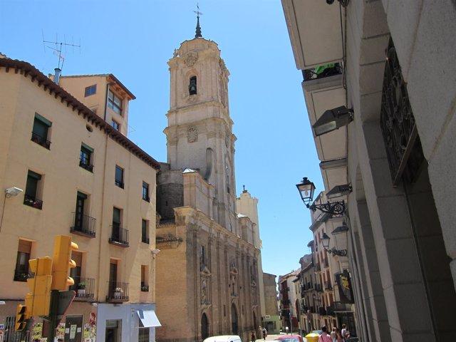 Barrio De San Lorenzo De Huesca