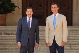 """Rajoy evita pronunciarse sobre el caso Pujol y dice que será el expresident el que explique """"lo que tenga por oportuno"""""""