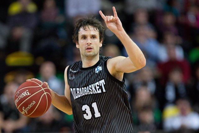 Raül López (Bilbao Basket)