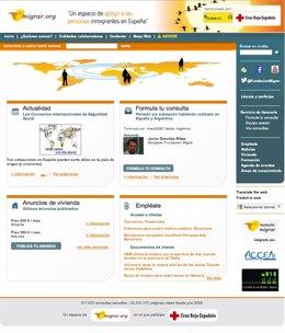 Correos renueva el patrocinio del portal Migrar.Org