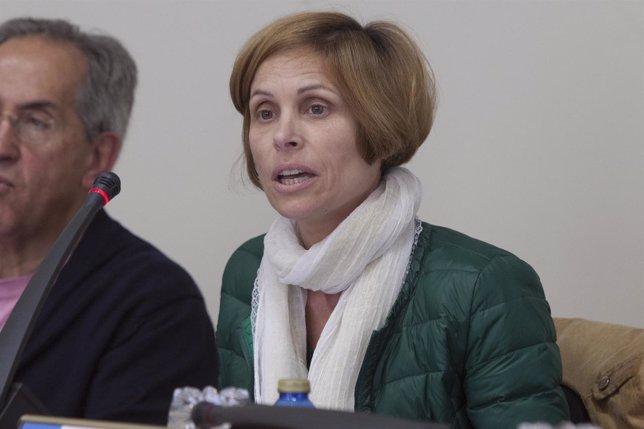 Nava Castro Domínguez, directora de Turismo de Galicia