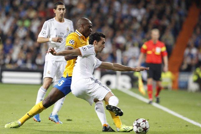 Arbeloa en el Real Madrid - Juventus
