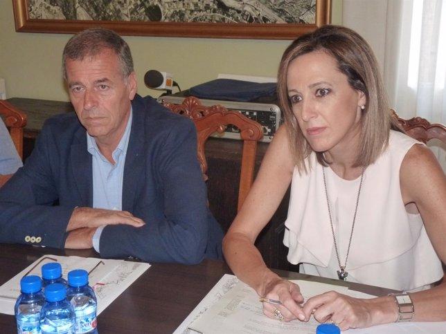Junta Local de Seguridad en Barbastro (Huesca)