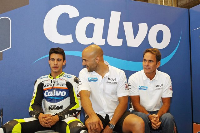 Isaac Viñales Calvo Team Indianápolis