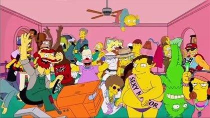 Las 10 mejores intros de 'Los Simpson'