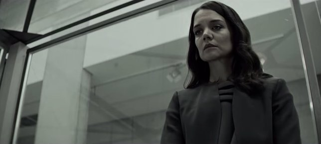 Katie holmes en The Giver