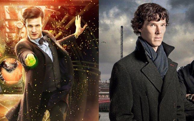 Doctor Who y Sherlock