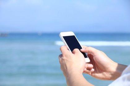 Consejos para desconectar del 'smartphone' durante las vacaciones