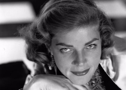 Lauren Bacall en diez películas
