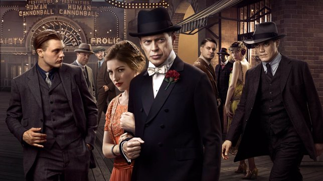 Boardwalk Empire terminará con su quinta temporada