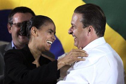 Marina Silva se perfila como candidata del PSB a las presidenciales tras la muerte de Campos