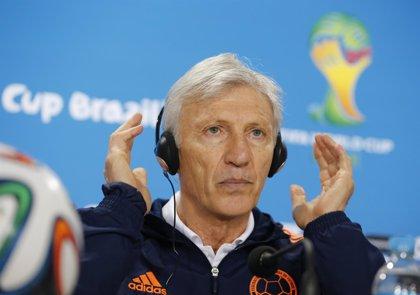 La continuidad de Pékerman al frente de la selección colombiana se definirá el fin de semana