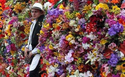Bogotá celebra este fin de semana la tradicional Feria de las Flores