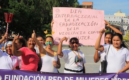 Las congresistas colombianas, unidas para la creación del Ministerio de la Mujer