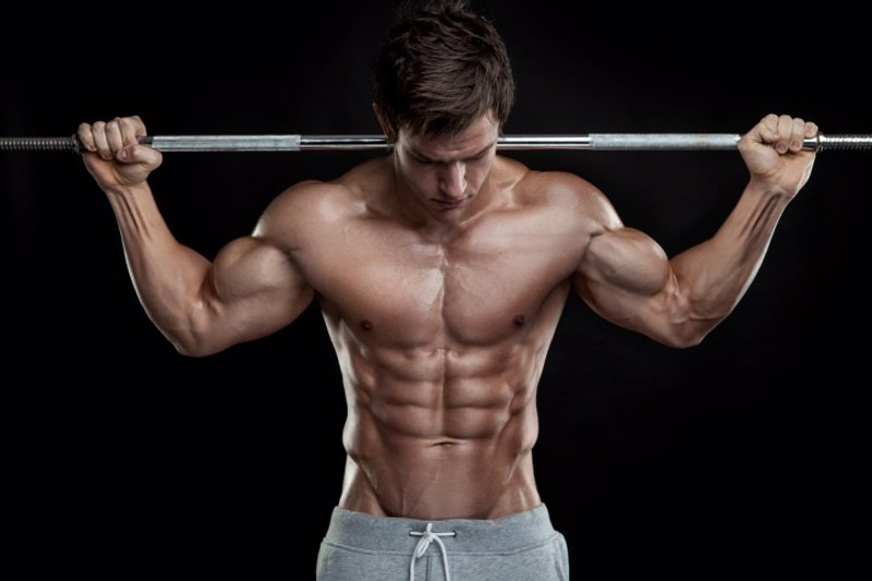 Músculos fuertes sí, pero con seguridad