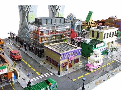 Springfield en versión LEGO