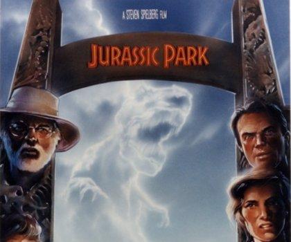 Pósters inéditos de Jurassic Park