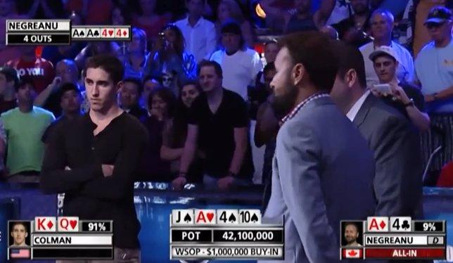 El jugador de Póker que ganó 15 millones de dólares