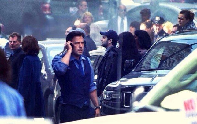 Ben Affleck como Bruce Wayner