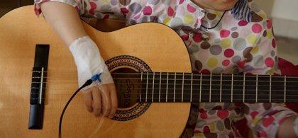 La musicoterapia ayuda a los niños con cáncer a comunicarse consigo mismo y con los demás