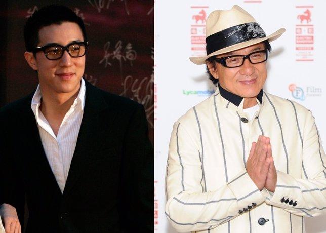 Jaccye Chan Jackie Chan drogas china detención policia