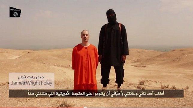 Imagen del vídeo filtrado en Internet