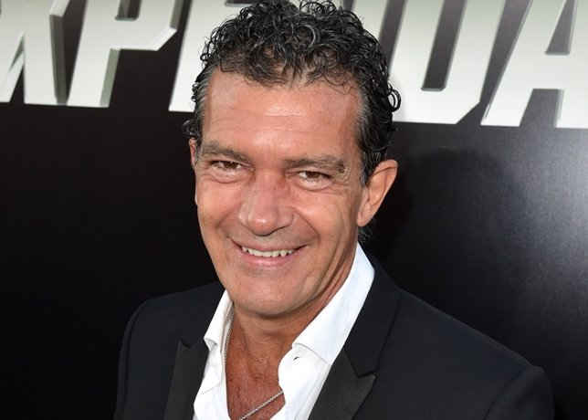 Actor Antonio Banderas Attends The Premiere Of Lions
