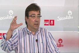 """El PSOE juzga grave la detención de un edil extremeño del PP por cultivar marihuana pero rechaza su """"lapidación"""""""