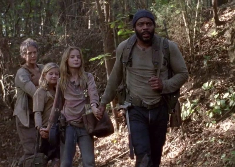 The Walking Dead: Escena inédita de la cuarta temporada