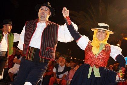 Huelva.- Cultura.- Unos 250 danzadores participarán a partir de este jueves en el XXXV Festival de Danzas de Villablanca