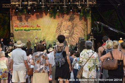 La escena reggae española cobra protagonismo este jueves en el Rototom