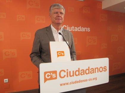 """Ciudadanos asegura que Sosa Wagner ha sufrido """"algún maltrato"""" desde la dirección política de UPyD"""