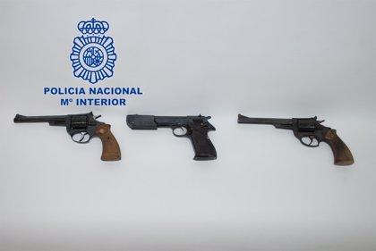 Detenido en Elche el presunto autor de varios atracos a punta de pistola a mujeres