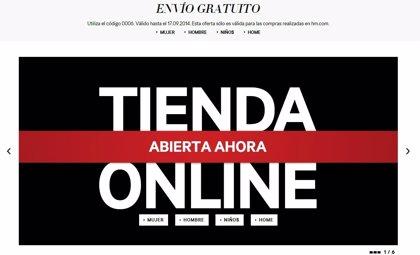 Economía/Empresas.- H&M lanza este jueves su tienda 'online' en España, donde se podrá adquirir la línea H&M Home