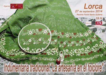 Feramur 2014 acoge una muestra de indumentaria tradicional murciana