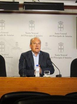 José Agustín Cuervas-Mons, diputado regional del PP